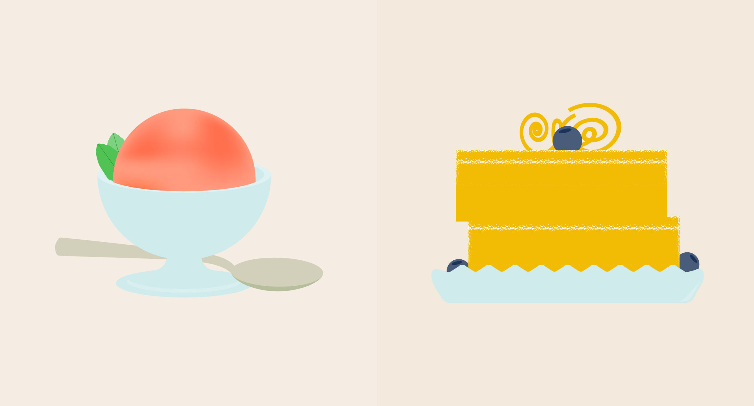 Storied Eats Food Illustration Exploration 01