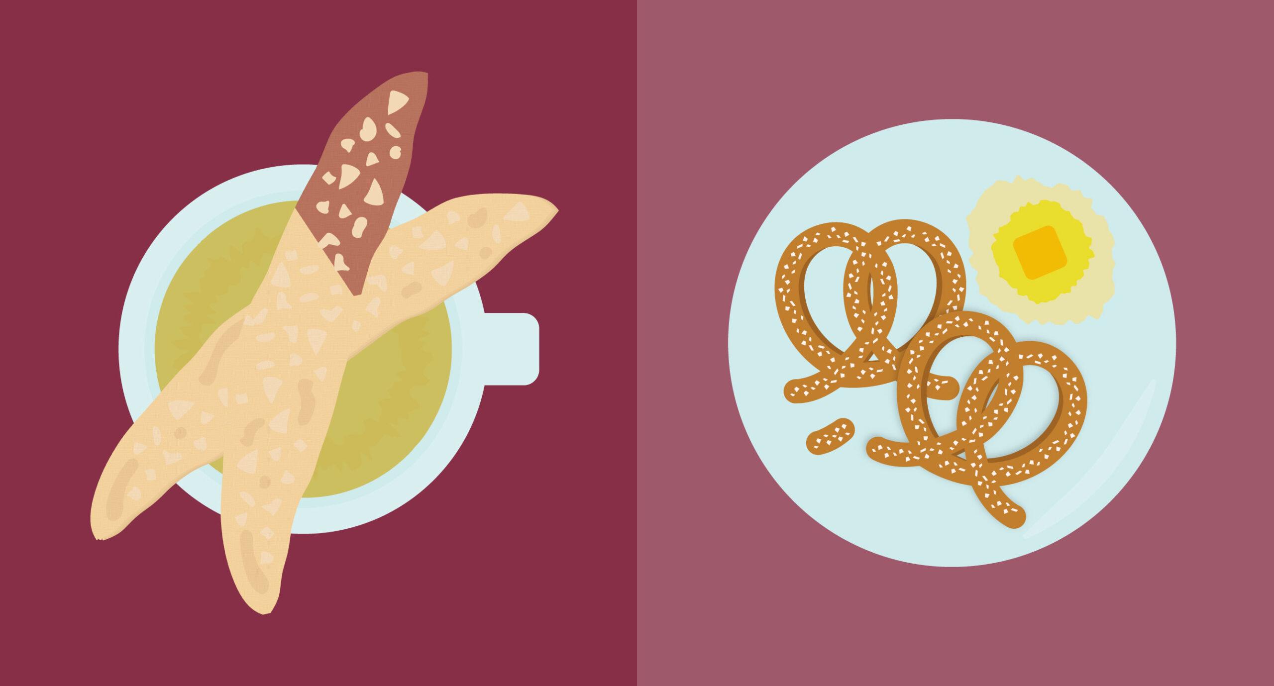 Storied Eats Food Illustration Exploration 02