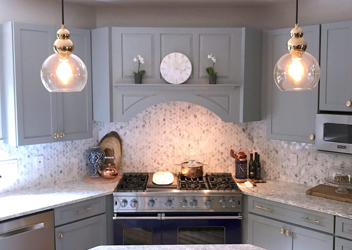 Cobalt Kitchen Reveal