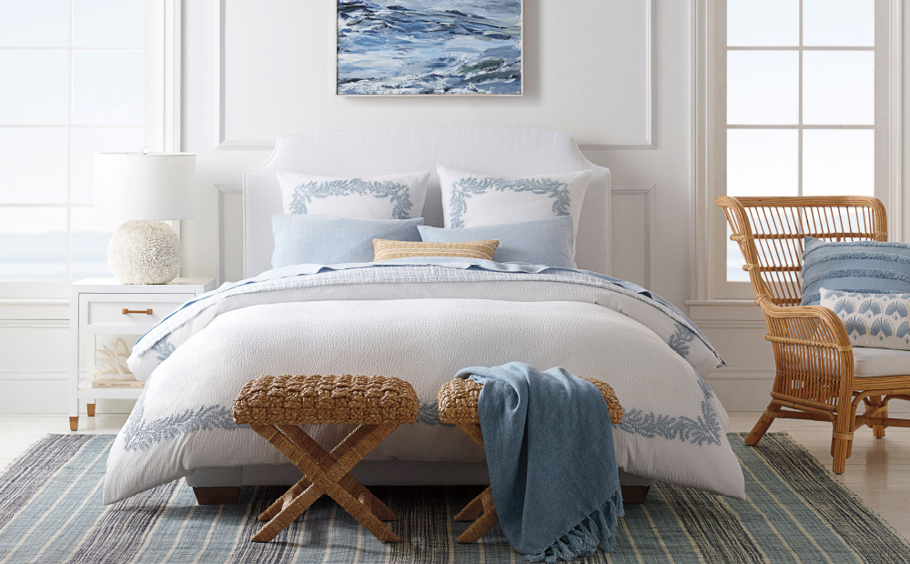 How To Style Above A Bed