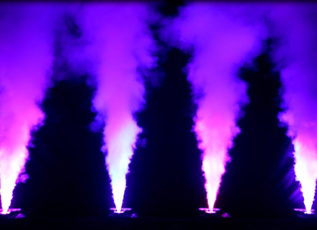 Gender Reveal Coloured Smoke