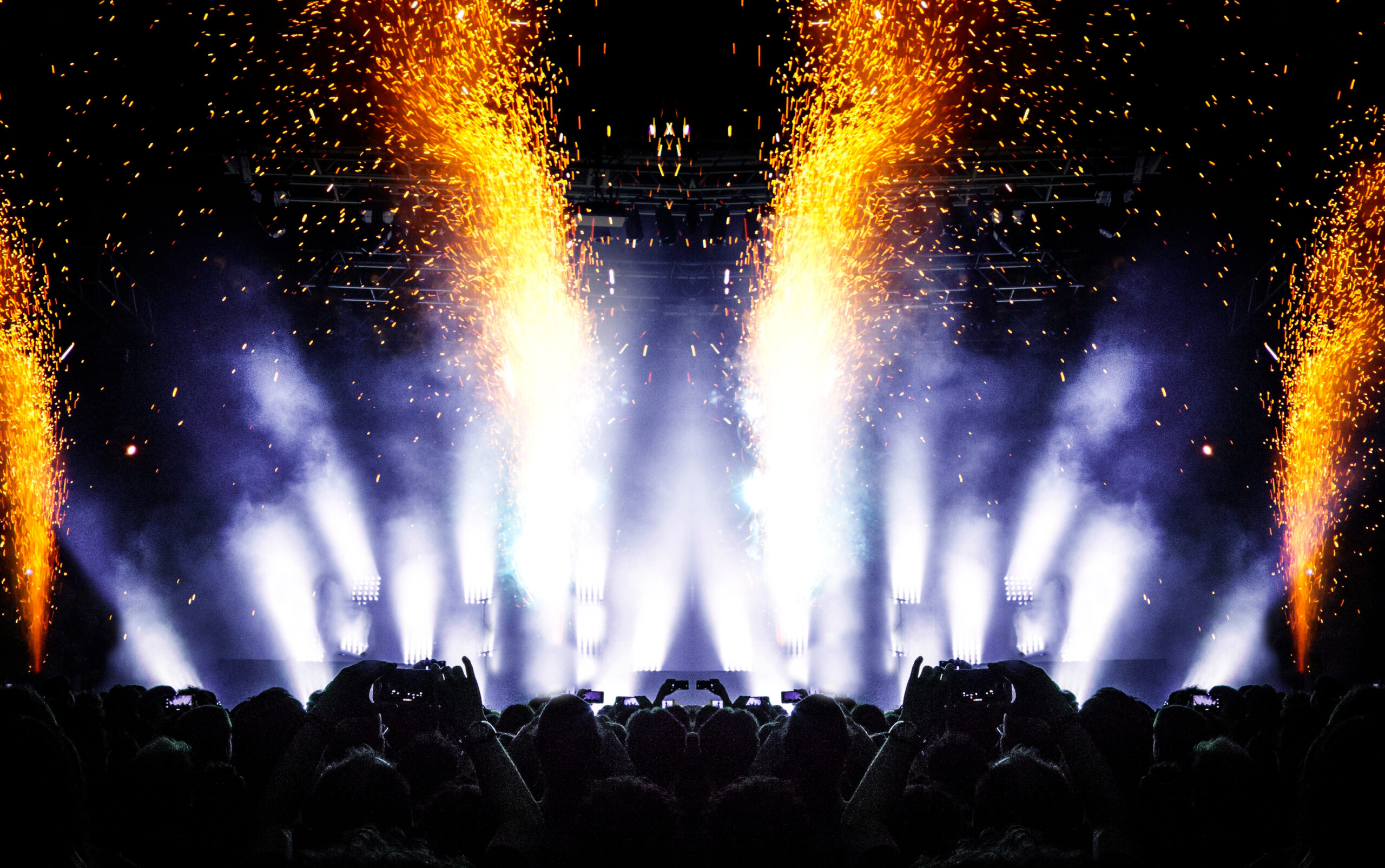 Stage Pyrotechnics & Special Effects