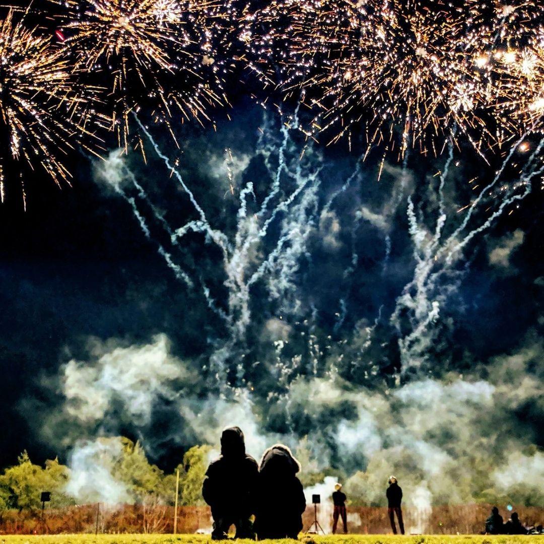 Spectacular Fireworks Displays