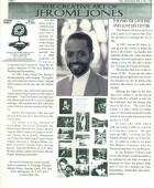 Article: The Creative Art of Jerome Jones