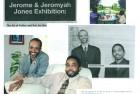 Article: Jerome & Jeromyah Jones Exhibition