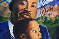 Dr. Martin L King Jr. and MLK III