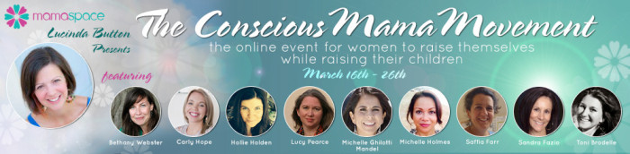 The Conscious Mama Movement Interview