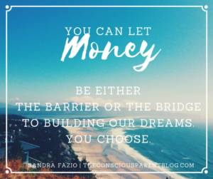 Inspirations - Money has many different connotations ...