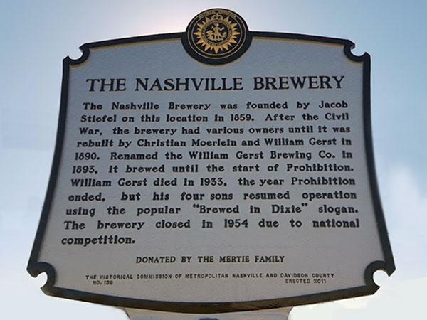 NBC Historical Marker