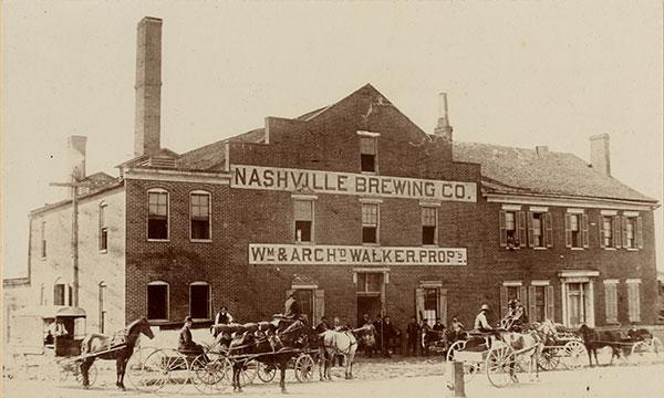 Nashville Brewery