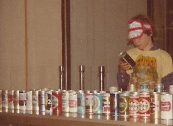 Scott Mertie Beer Collector