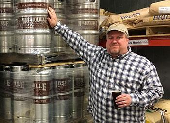 Nashville Craft Beer Lager
