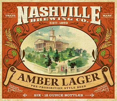 Nashville Brewing Co. - Nashville Amber Lager