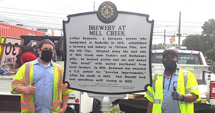 Mill Creek Brewery