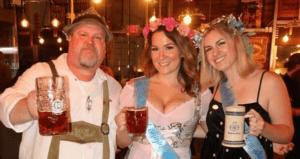 Oktoberfest Beer Queen