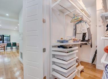 15 Wolcott St closet