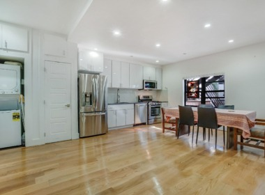 15 Wolcott St kitchen