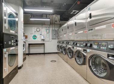 505 Court St laundry