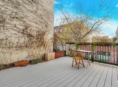 359 Sackett roof deck