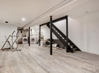 10 3rd St fin basement