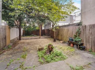 186 W 9th garden