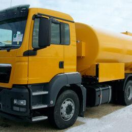 Diesel-Tank