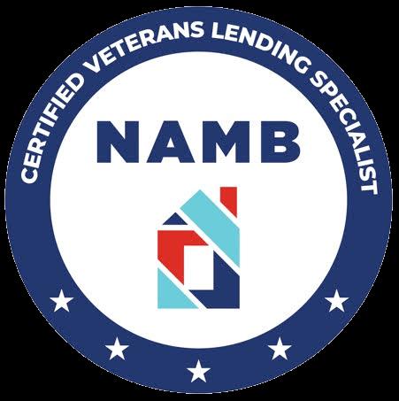 Revival Lending - Certified NAMB Veteran's Lending Specialist