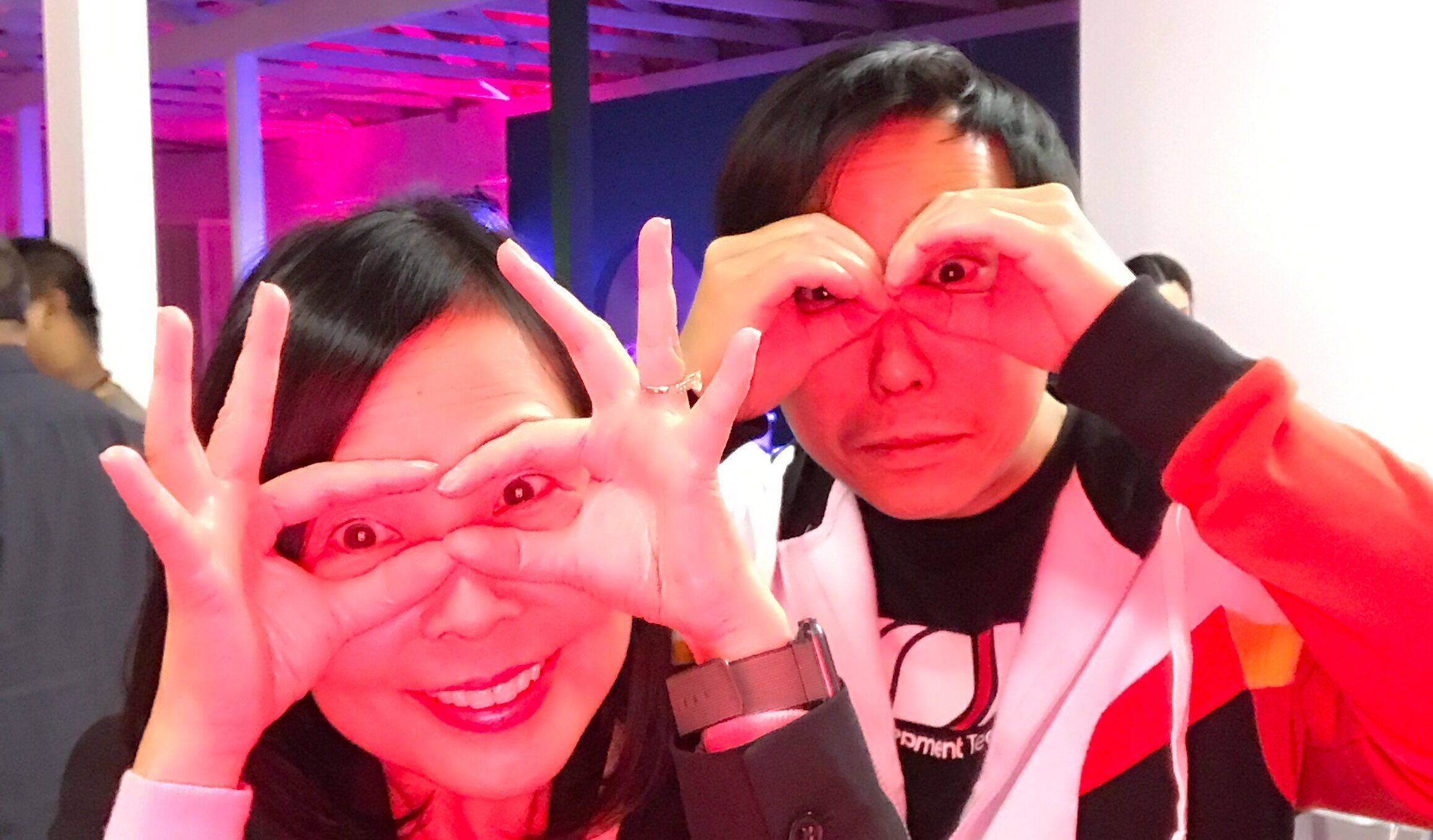 Past Events Funny Couple