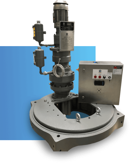 Rockwater clarifier drive