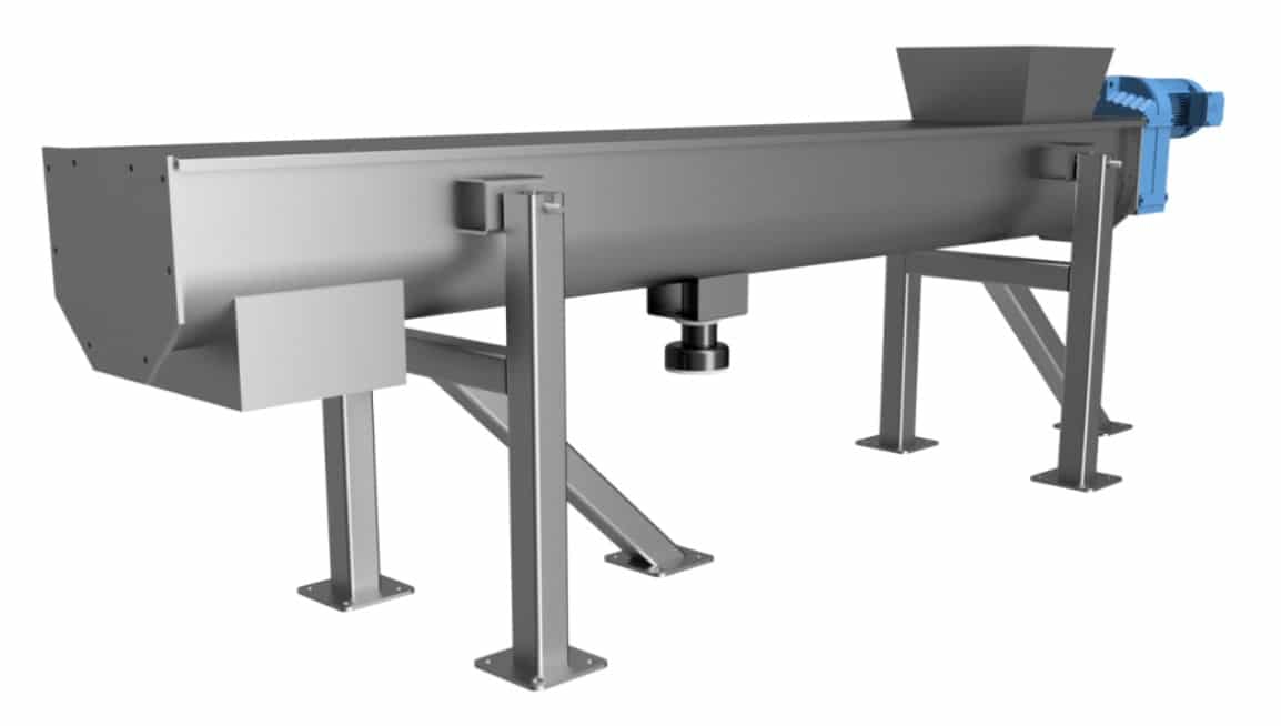 Rockwater Chaless Conveyor