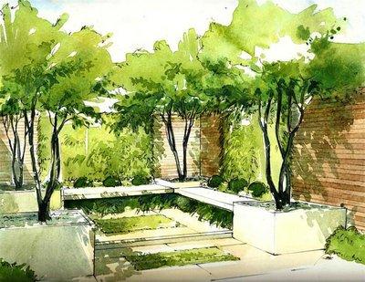 Helen Thomas Garden Design