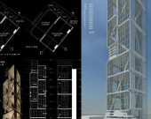 Jason Shirriff Architect, Tokyo Fashion Museum Ideas Competition