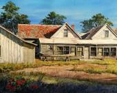 1889 Slocum House, Cresson TX