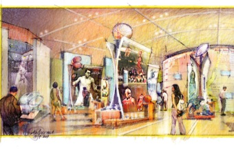 sports Immortal museum