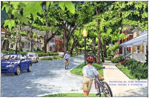 John Moynahan Urban Design & Town Planning