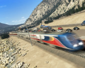 CDOT HIgh Speed Rail