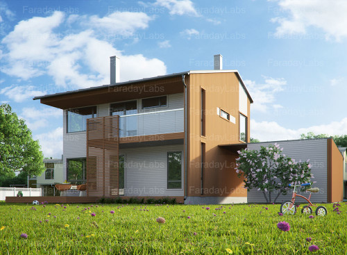 Software used: 3ds Max, V-Ray and Photoshop