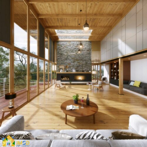 3D Interior Rendering Services Houston Texas