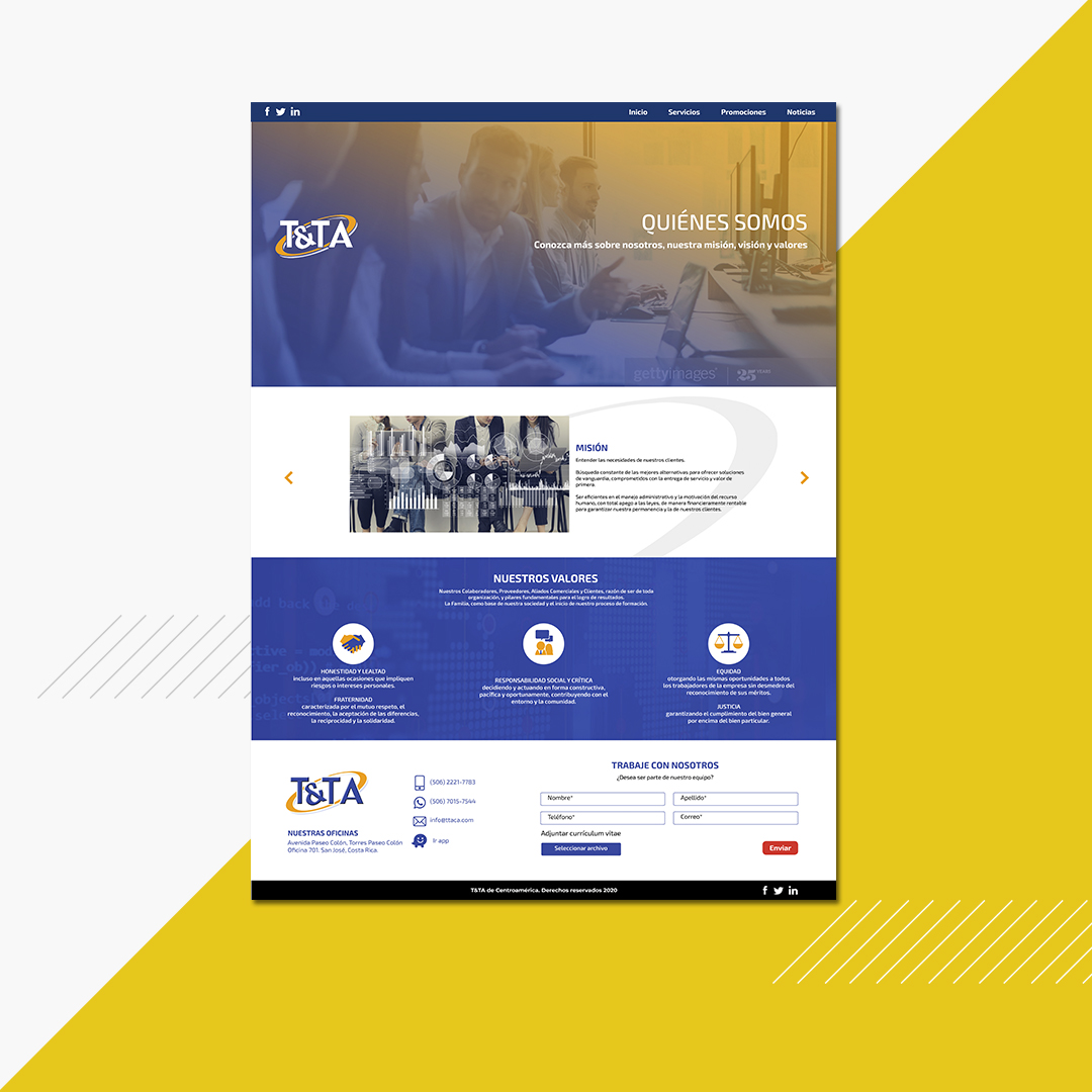web TTA