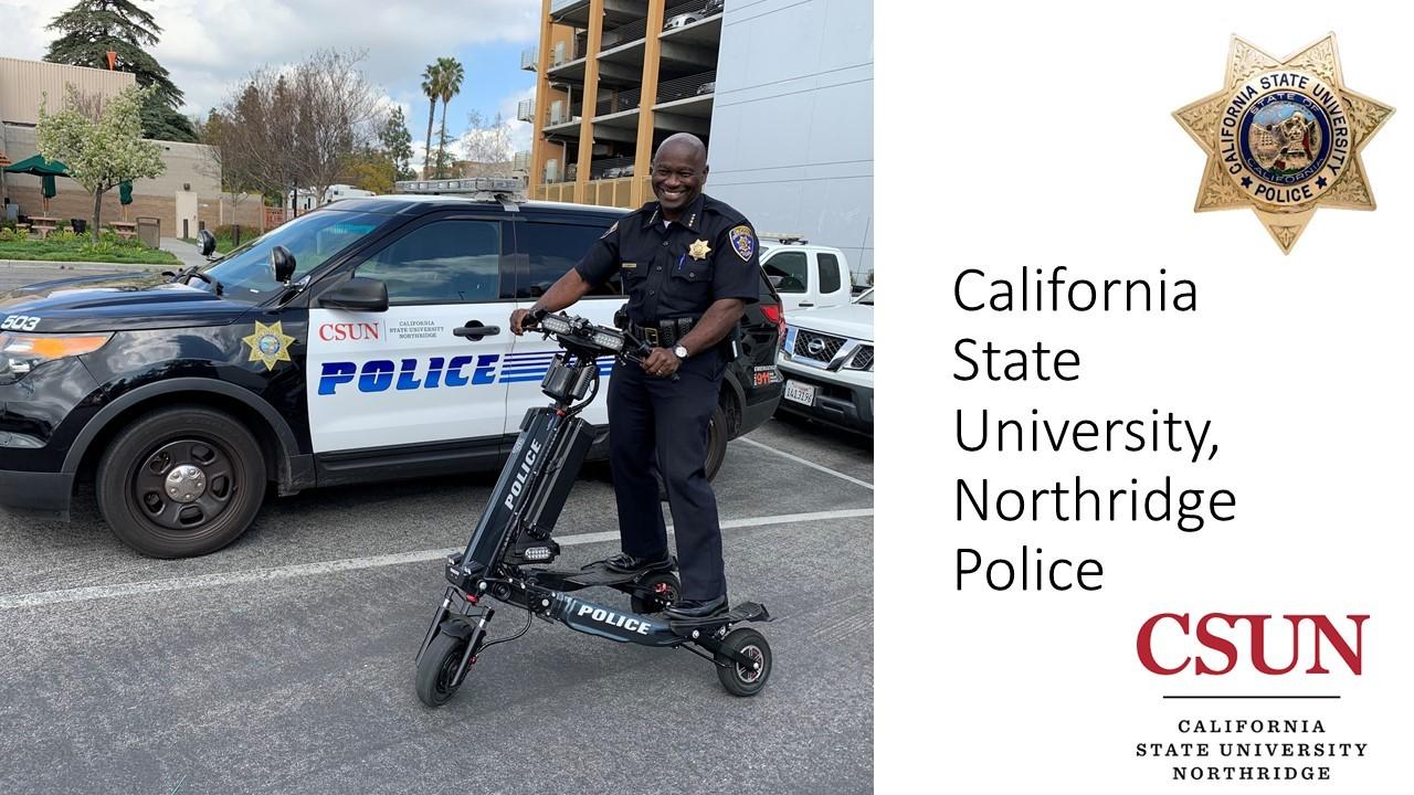 CSUN police department