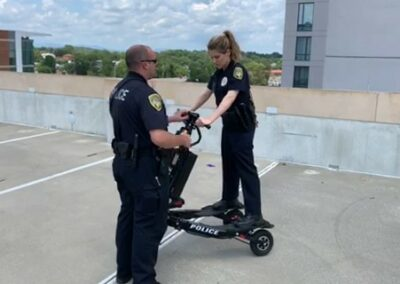 Trikke Police Master Instructor Training picture 1