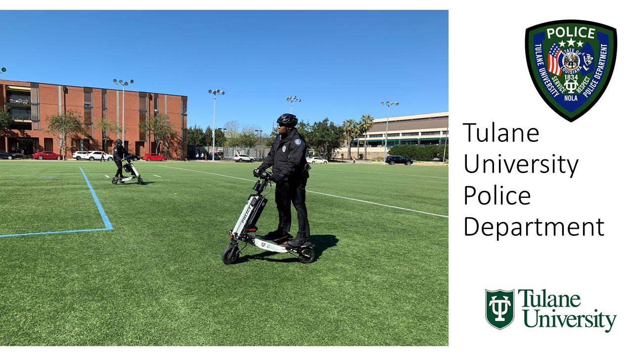 Tulane University Police Dept
