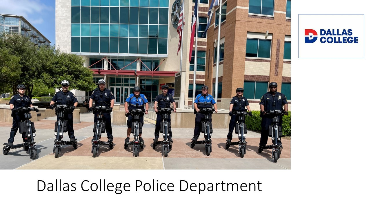 Dallas College - Trikke