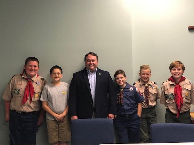 Boy Scouts 11 4 2019