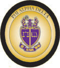 Phi Alpha Delta Crest | CWSL
