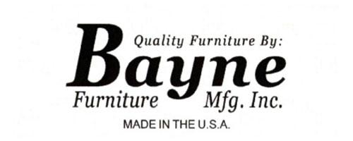 bayne furniture manufacturing inc logo