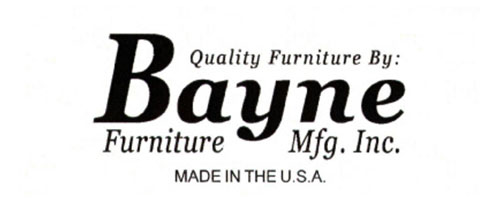 bayne furniture manufacturing inc logo