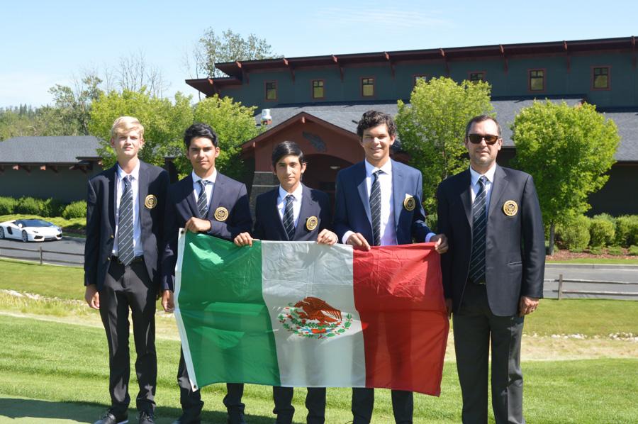 Team Mexico 1