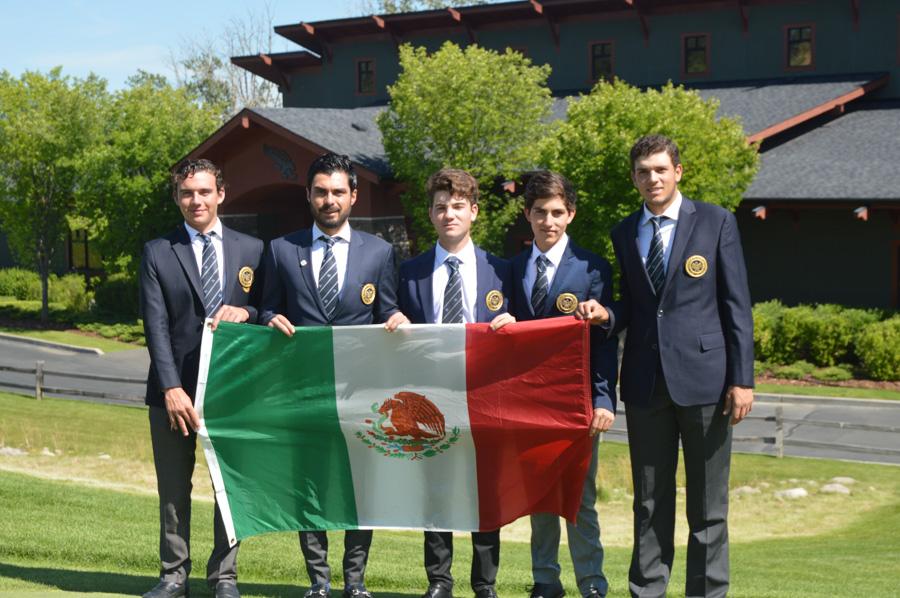 Team Mexico 2