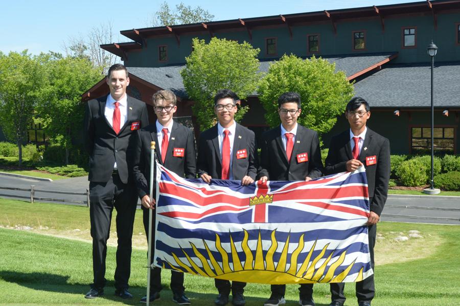 Team British Columbia